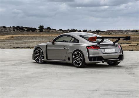 Audi Tt Clubsport by Audi Tt Clubsport Turbo Concept