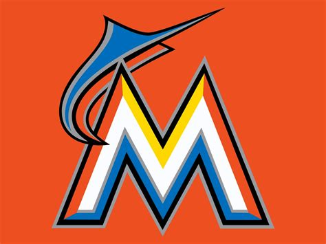 miami marlins logo miami marlins symbol meaning history