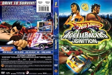 film hot wheels acceleracers dvd cover custom dvd covers bluray label movie art dvd