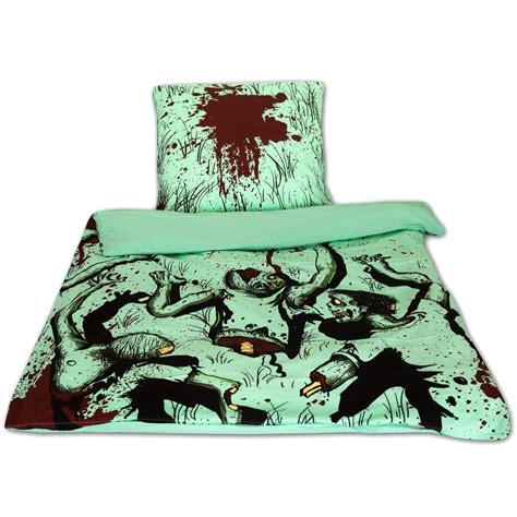 zombie bedding zombie bed linen getdigital