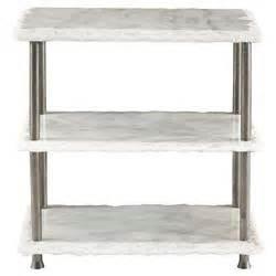 Nakas Side Table Lemari Laci laci regency nickel end table kathy kuo home