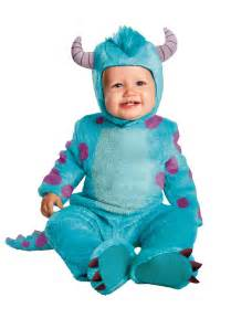 Infant Halloween Costumes Sulley Classic Infant Costume