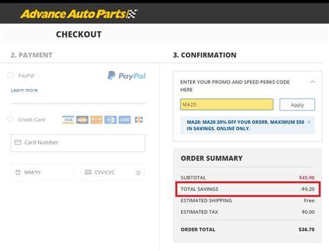 Advance Auto Parts Gift Card Discount - 75 off advance auto parts coupon code 2018 promo codes dealspotr