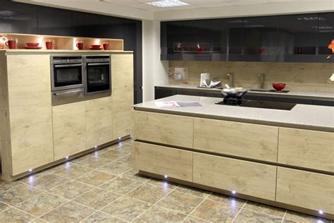 german kitchen design showroom in kettering rotpunkt