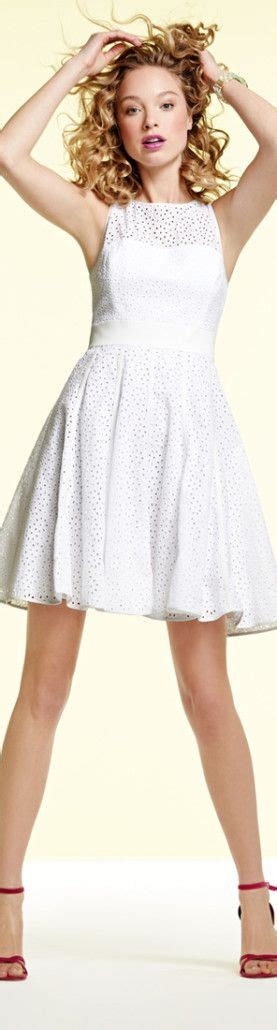 Dress Model White Style Fashion Impor 3 eliza j fashion casual style white style and lovely dresses