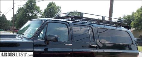 Chevy Suburban Roof Rack by Armslist For Sale Trade Arb Alloy Roof Rack And Basket Mounts For Chevy Suburban Style