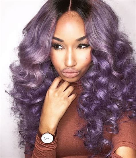 how to style weave with center part 17 best images about sew in ideas on pinterest