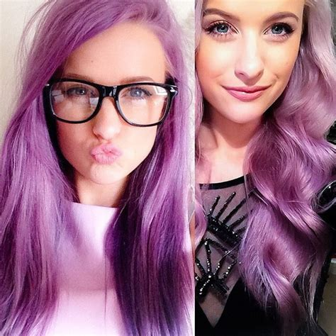 the prettiest pastel purple hair ideas 10 hot instagram pastel hair color ideas for spring summer