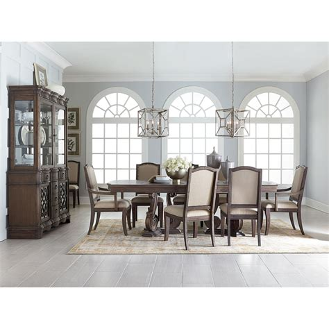 dining room groups standard furniture parliament formal dining room group