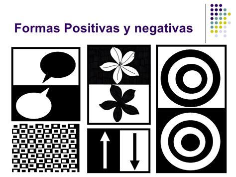 imagenes positivas y negativas elementos del dise 241 o
