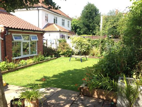 Garden Design Norwich by Family Garden Portersfield Road Norwich The Small Gardener
