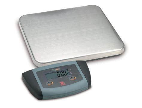 ohaus bench scales ohaus es50l es series bench scale 110lb x 0 05lb