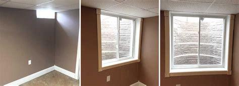 Residential Bedroom Window Egress Egress Windows Egress Window Contractors Wi Raiserite