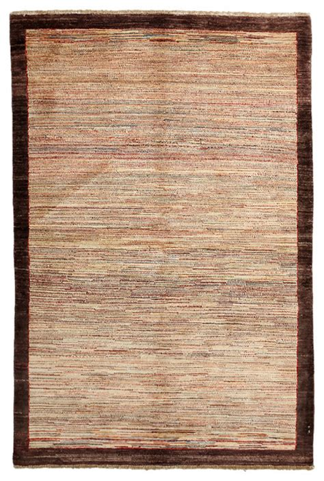 Area Rug 4x6 Modern Wool Area Rug Brown 4x6 Modern Area Rugs By Rugs