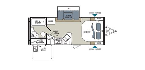 dutchmen aerolite floor plans 2017 dutchmen aerolite 213rbsl cing world of columbus