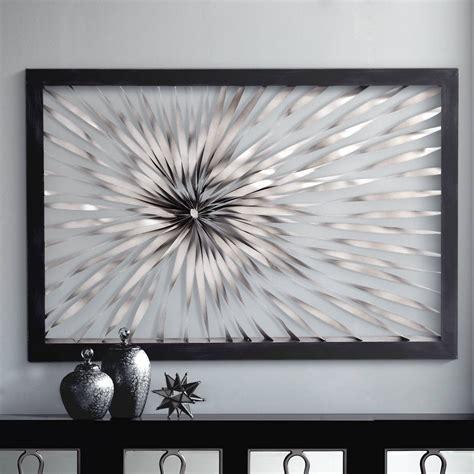 Metal Wall Art  Decor Lamps