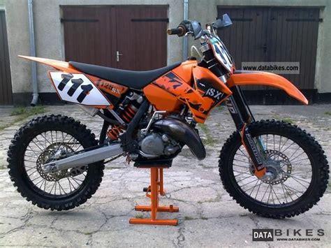 2006 Ktm 125sx 2006 Ktm 125 Sx