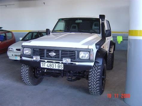 nissan safari off road 189 best nissan patrol 160 260 images on pinterest