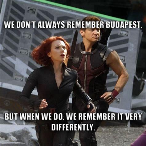 Hawkeye Meme - hawkeye and black widow the world s most interesting