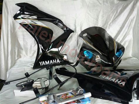 Spare Part Yamaha Fz150i palex motor parts front fairing yamaha r6 type b for fz150i