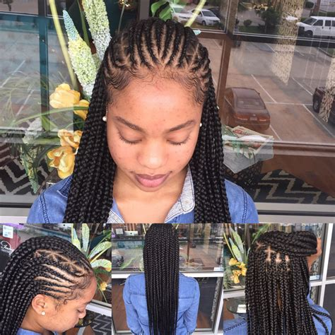 protective styles double braid and girls on pinterest summer braids beauty by andi b pinterest summer