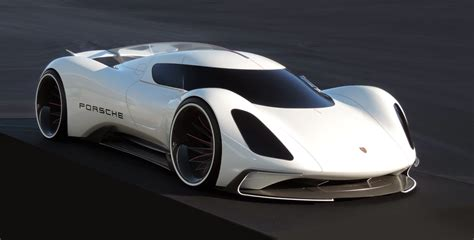 electric porsche porsche electric le mans 2035 prototype looks believable
