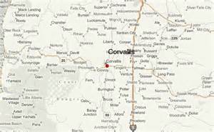 corvallis oregon maps corvallis location guide
