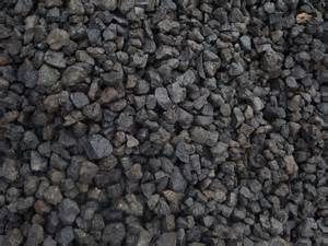 Decorative Rocks For Landscaping 1 1 2 Quot Black Lava