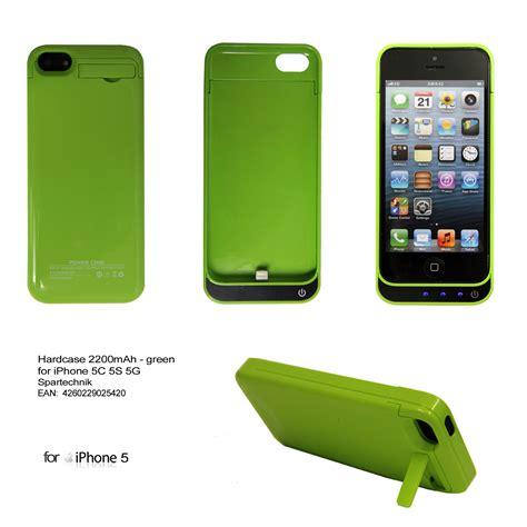 Hardcase Lume Powerbank Iphonesamsung tasche f apple iphone 5g 5c 5s 2200mah powerbank
