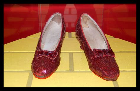 which smithsonian has ruby slippers smithsonian american history dorothy s ruby slippers