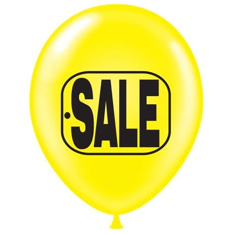 yellow for sale preprinted balloons 36 quot yellow black sale