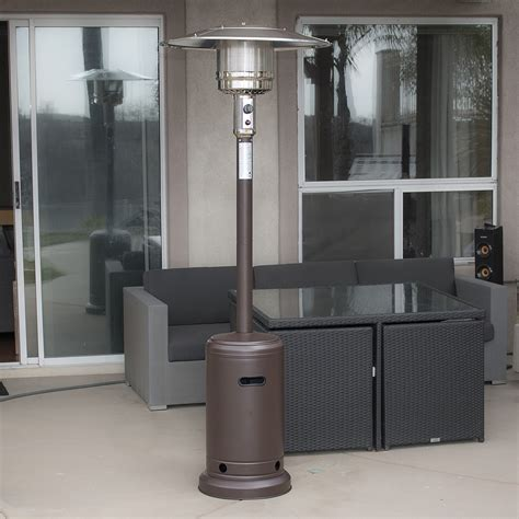 48000btu Mocha Commercial Patio Heater Propane Outdoor Mocha Commercial Propane Patio Heater