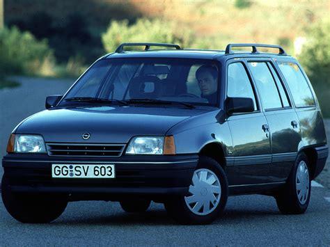 opel kadett wagon opel kadett cars specifications technical data