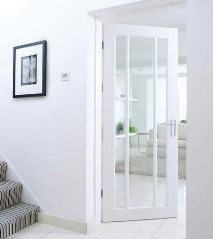 White Interior Doors With Glass Best 25 Interior Glass Doors Ideas On