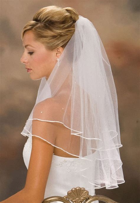 Diy Wedding Hairstyles With Veil by Choosing Just The Right Veil