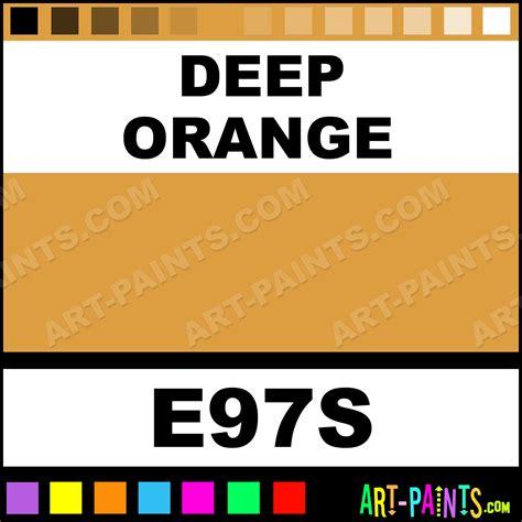 deep orange color deep orange sketch markers paintmarker marking pen paints