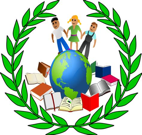 Educational Backgrounds Clipart Best by Education Symbol Clipart Best