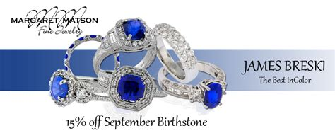 sept birthstone color september birthstone sapphire