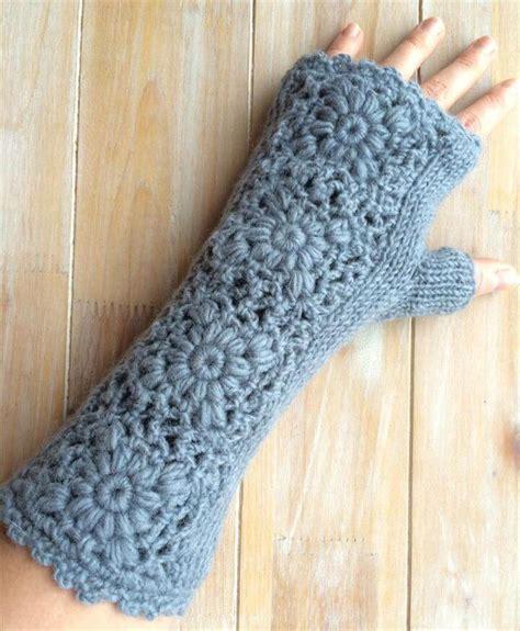 crochet gloves 22 soft warm crochet gloves diy to make