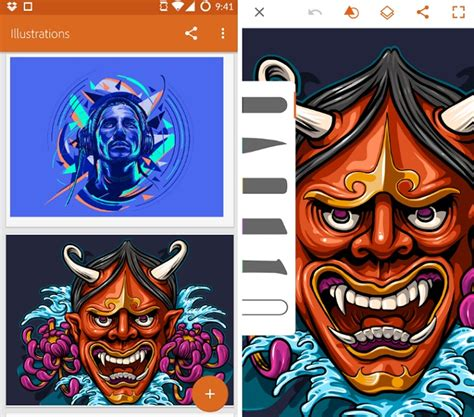 best drawing app android 9 best drawing apps for android mobigyaan howldb