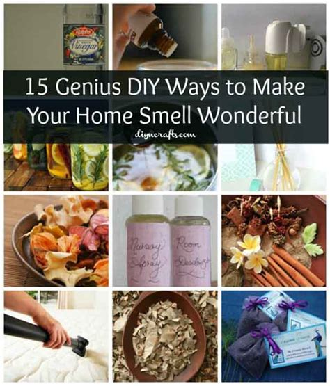 15 genius diy ways to make your home smell wonderful lil