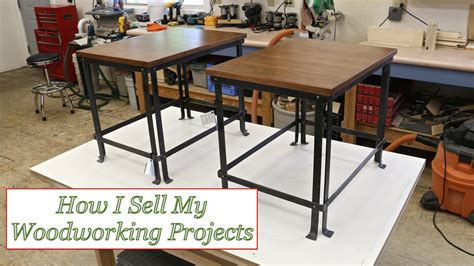 woodwork that sells ep 34 how i sell my woodworking projects