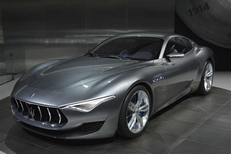 maserati alfieri maserati alfieri coupe delayed until 2018 new granturismo