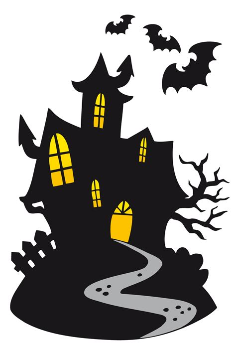 halloween clipart spooky halloween clip art festival collections