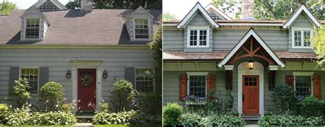Front To Back Split Level House Plans by 9 Incredible Home Exterior Makeovers Coldwell Banker