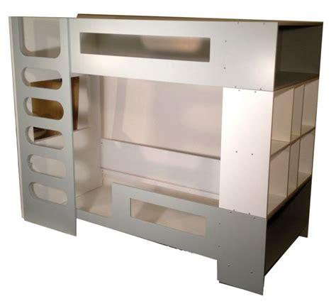 Modern Bunk Bed Plans 17 Minimalist Modern Bunk Bed Designs