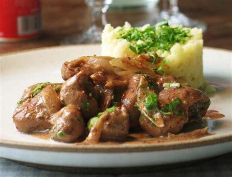 cuisiner ris de veau congel駸 les 25 meilleures id 233 es concernant ris de veau recette sur