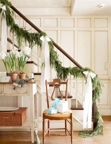 beautiful decorations for your home beautiful christmas decoration for stairs