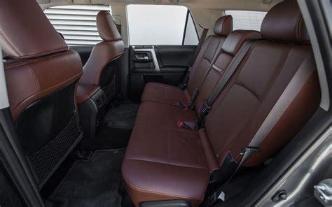 toyota 4runner interior 2017 toyota 4runner sr5 premium 2016 suv drive