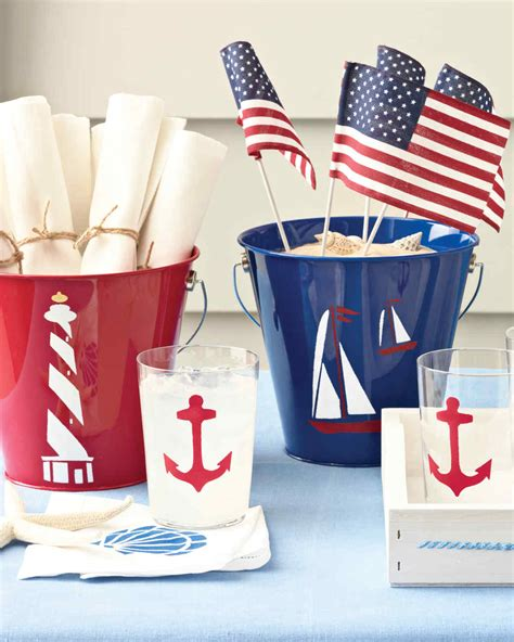 Labor Day Decorations by 15 Labor Day Decorations To Salute The End Of Summer